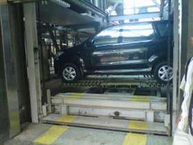 RSCM Kencana Punya Parkir Susun yang Hemat Lahan dan Aman