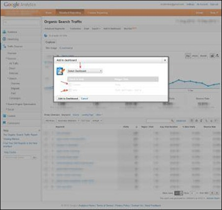 Organic-Search-Traffic-Google-Analytics-Create-New-SEO-Dashboard-Report