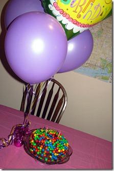 Elaine's 2nd Birthday