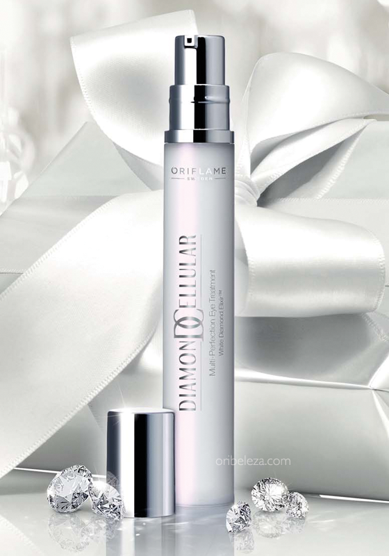 Creme de Olhos Multi-Perfection Diamond Cellular da Oriflame