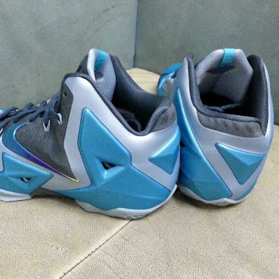 nike lebron 11 gr gamma blue 2 04 Second Look at Upcoming LEBRON 11 Armory Slate / Gamma Blue