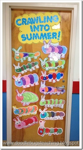 Summer Camp Classroom Decorations ~ Doodle bugs teaching first grade rocks five for