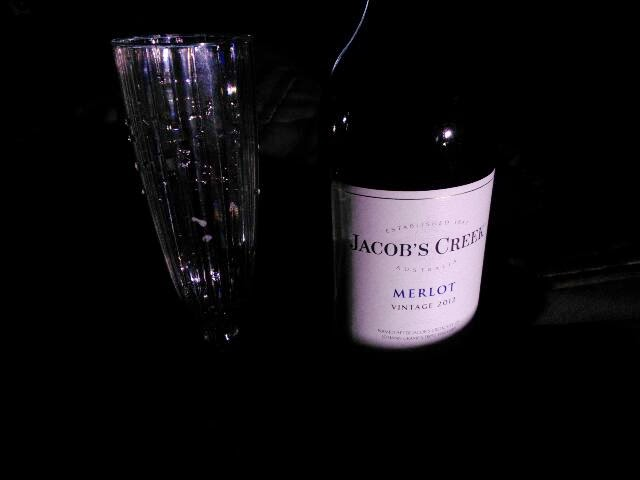 Wine Review: Jacob's Creek Merlot Vintage 2012