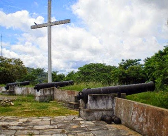 Forte dos Pauxis, Obidos - Parà