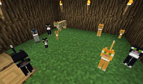 minecraft___cat_army_by_raishags-d4vmpo8