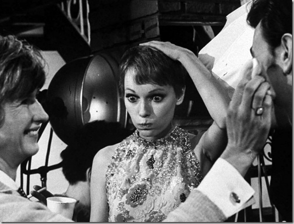 Bill Eppridge - mia farrow