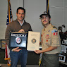 Eagle Scout Gil Seda: Yorktown