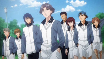 Hoàng Tử Tennis OVA - Prince of Tennis: Another Story VietSub