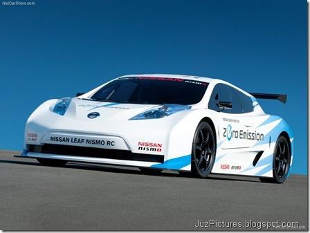 Nissan Leaf Nismo RC Concept1
