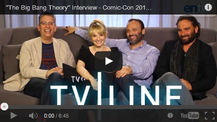tbbt cast interview 2013
