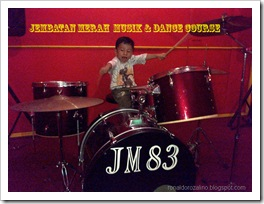 Segera di Buka JEMBATAN MERAH MUSIC & DANCE COURSE (2)