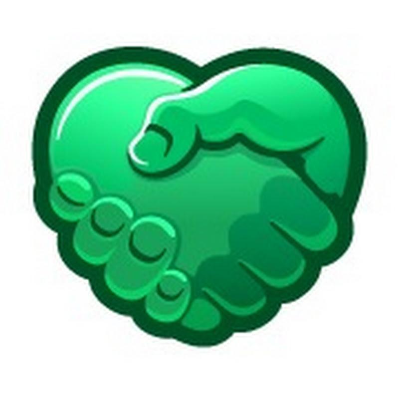 13 ejemplos de uso de manos en logotipos