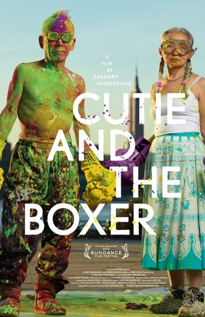 cutie_and_the_Boxer-poster