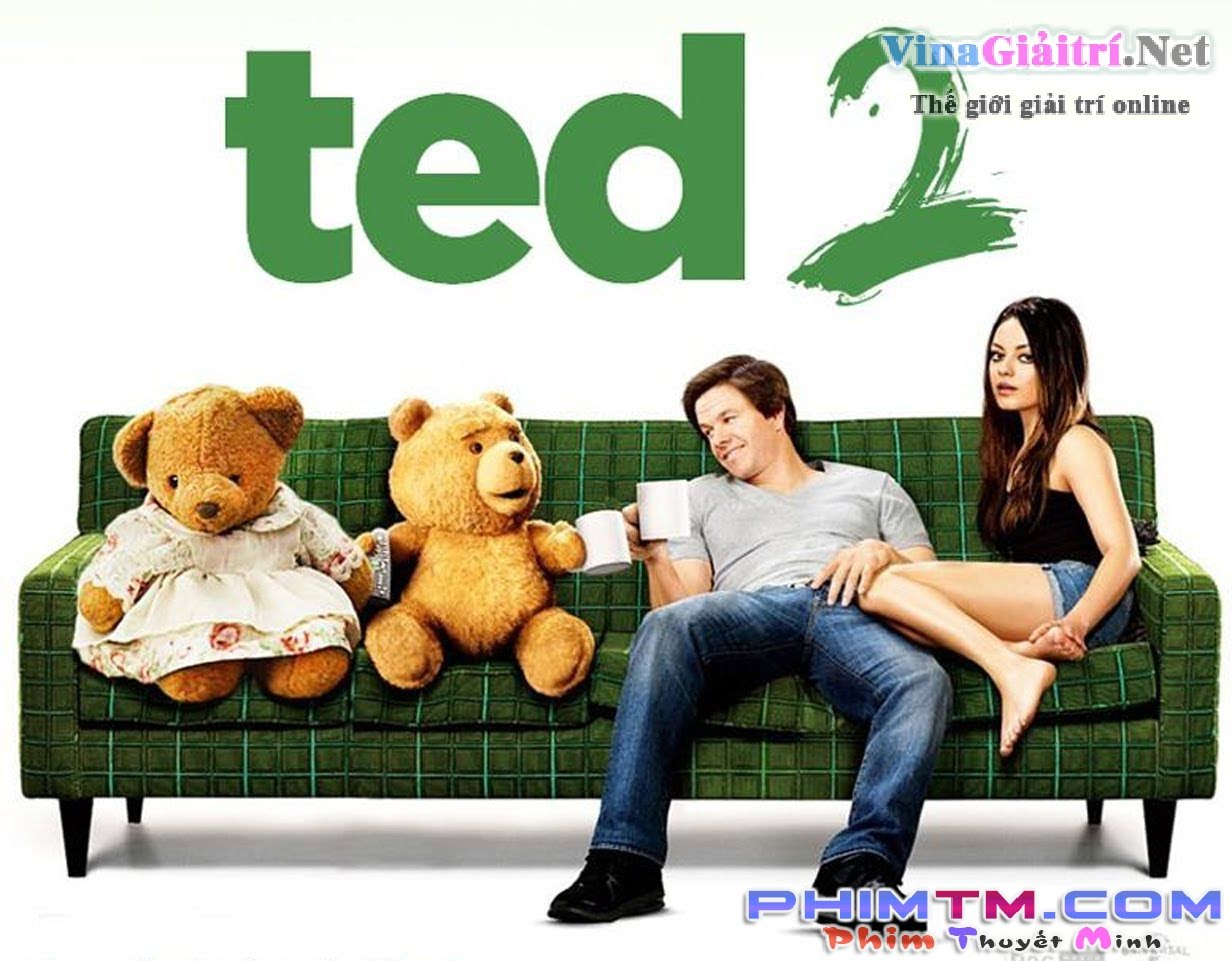 Chú Gấu Ted 2 -