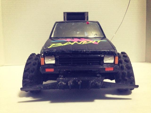 Bandit Remote Control Car Front