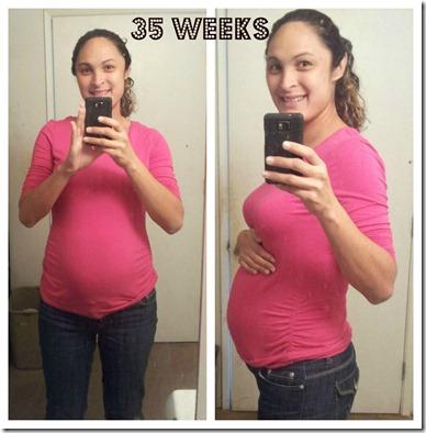 35 weeks 2