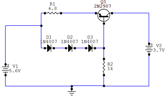 Constant current regulator