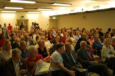 Una sessione tematica del sabato (C.Pozzer 21 maggio)