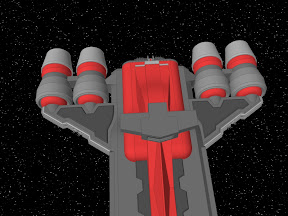 Untitled Capital Ship Progress #9