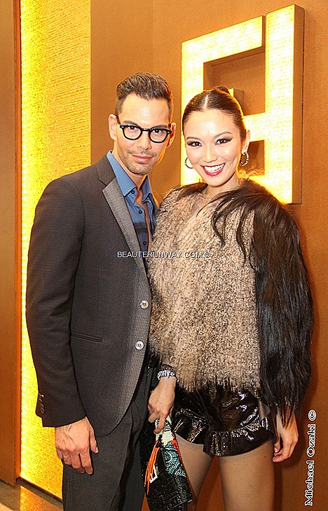 JOANNE PEH FENDI BAGUETTE BAGS TUCANO LIMITED RE-EDITION Bobby Tonelli FALL WINTER 2012 2013 FUR COLLECTION SINGAPORE NEW FLAGSHIP SOUTH EAST ASIA BOUTIQUE GRAND OPENING 