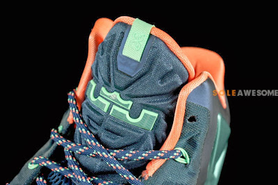 nike lebron 11 gr akron vs miami 6 05 Akron vs. Miami Nike LeBron XI   New Photos
