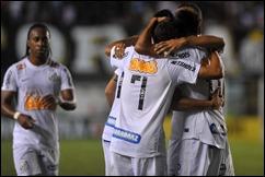 Santos FC vs Coritiba FBC