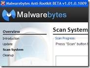 Malwarebytes Anti-Rootkit rimuovere infezioni rootkit dal sistema