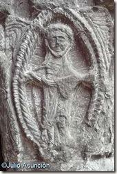 Cristo la mandorla - Iglesia de Santa María de Arce