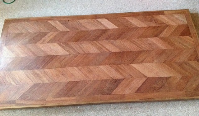 first parquet table