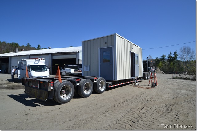 Froling P4 Container 1