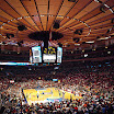 Basket Ball Game at The Garden