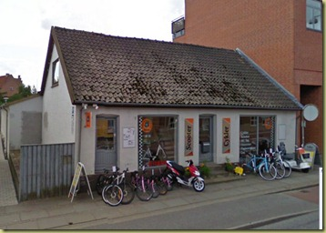 Cykelforretningen