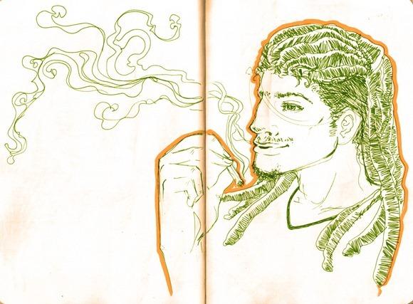 Sketch Bahia - UP 4
