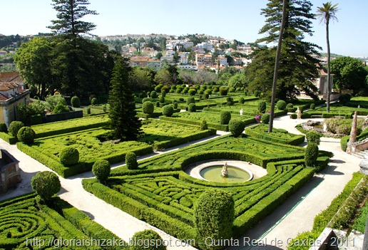 Quinta Real Caxias - jardim cascata - 2