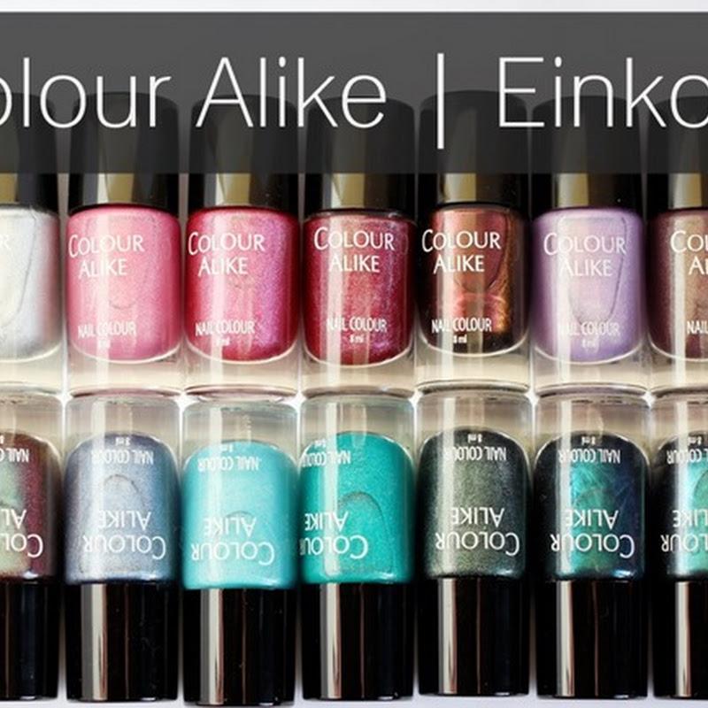 Bestellung bei Colour Alike