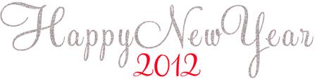 Semplicemente Perfetto Happy New 2012