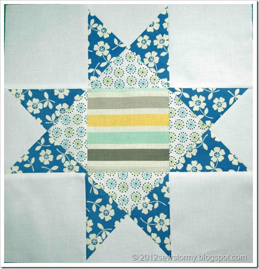 Star Sampler Quilt A long