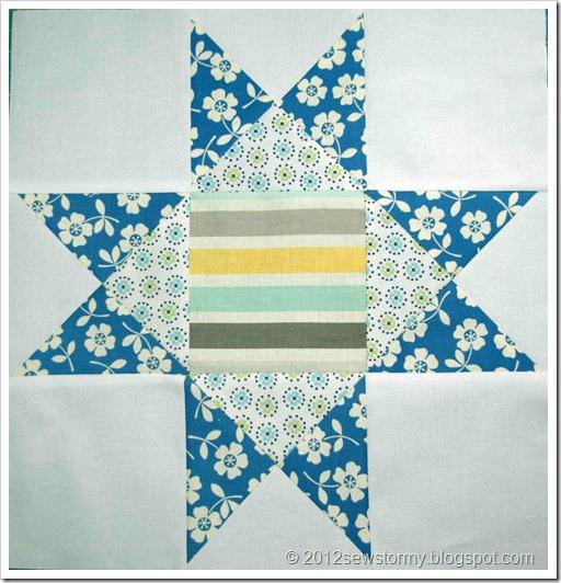 Star Sampler Quilt A long