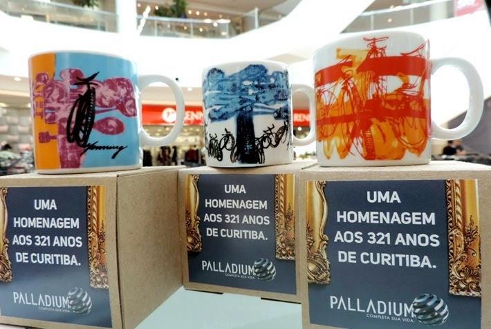canecas aniversario curitiba palladium shopping