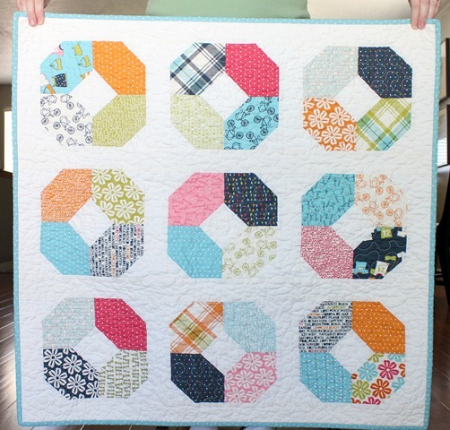 Charming Lucy free quilt pattern