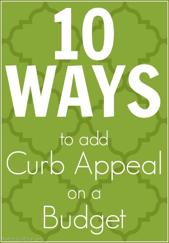 10 Ways to Add Curb Appeal on a Budget