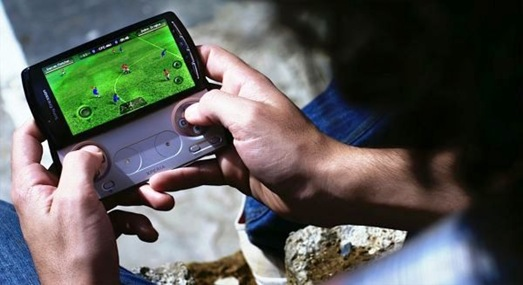 Xperia Play - Smartphone for Gamer