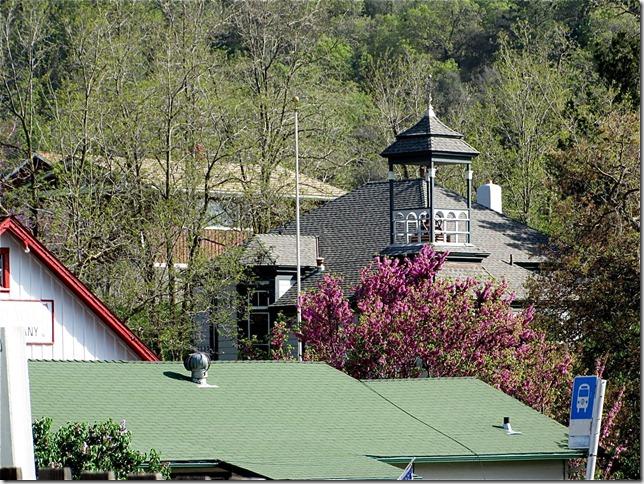 Temecula rooftop scene