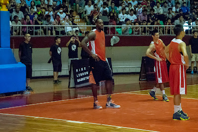 other event 140724 lebron rise tour asia 1 10 LeBron James Sneaker Rotation During 2014 Rise Tour in Asia