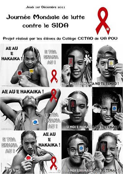 Projet Prévention SIDA 2011