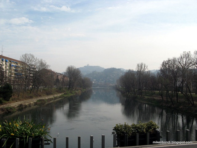 Turin by day
