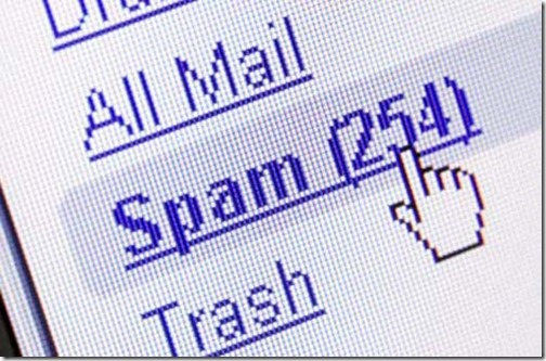 gmail-spam-mail