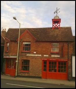 a Volunteer Fire Station