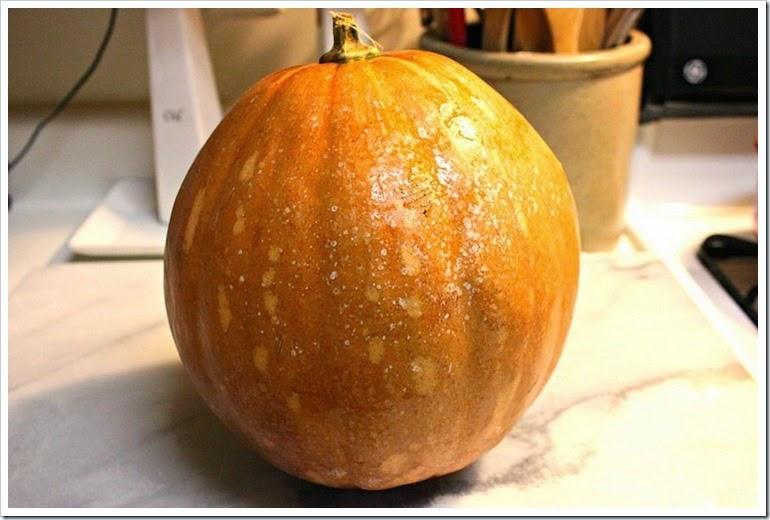 candied pumpkin
