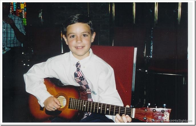Parker guitar04